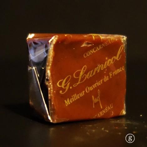 Bonbons caramel et chocolat