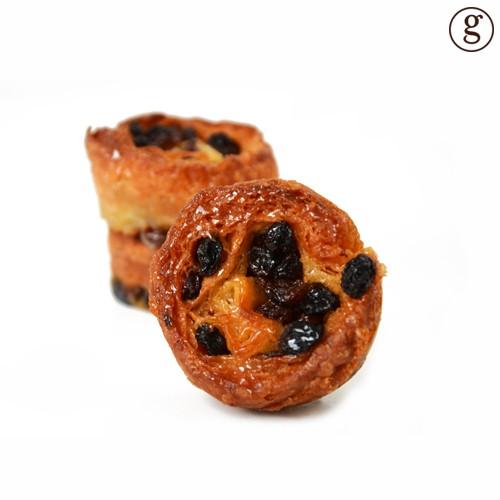 Kouignettes® rhum raisins