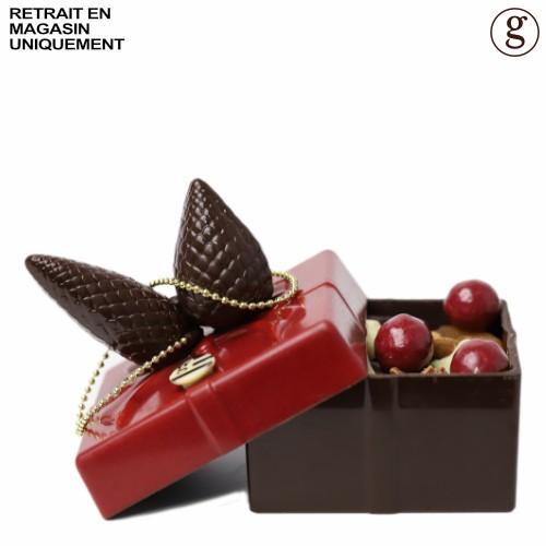 C'est dans la boîte (chocolat noir)