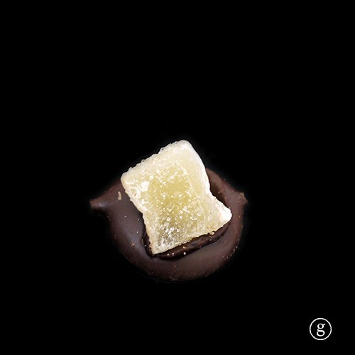 Galets noir gingembre