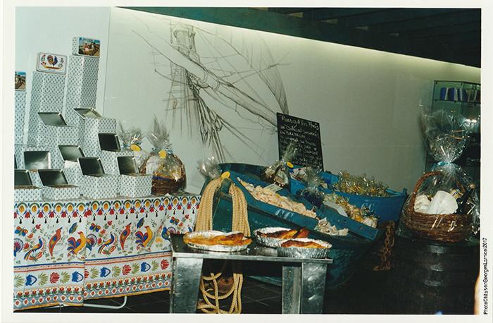 Boutique de Concarneau en 1999